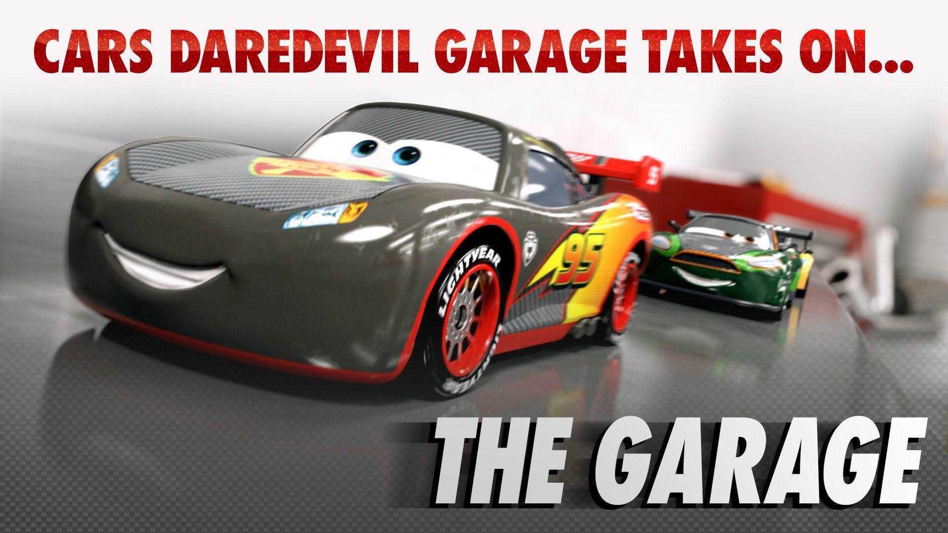 Disney Pixar Cars The Diecast Series Ep. 1 Takes on