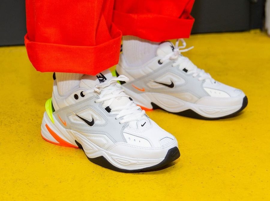 nike fluo femme chaussure