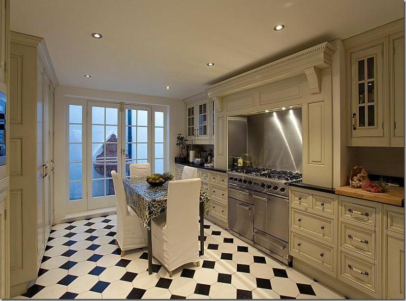 White Kitchen Floor Tile tile laying pattern black white floor tiles. zamp.co