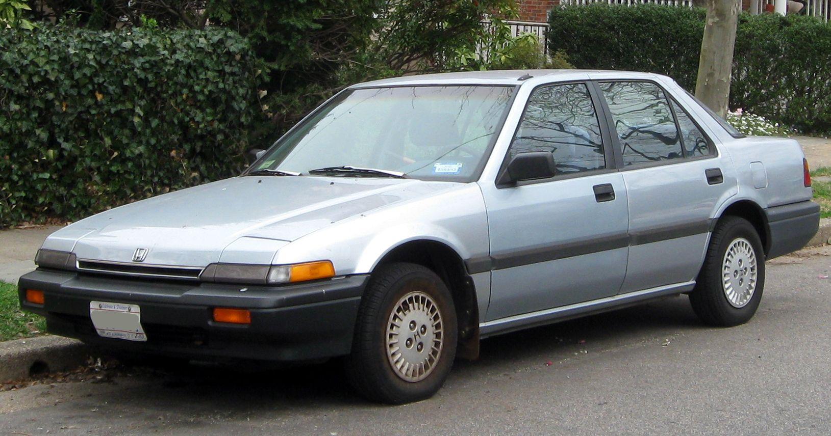 Kelebihan Honda Accord 1986 Harga