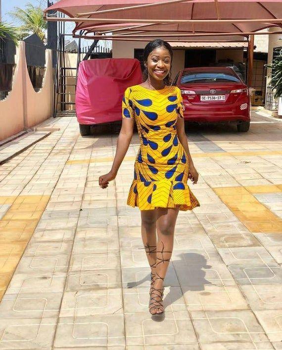Bolu African dress