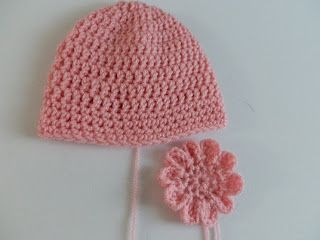 Free easy crochet baby hat pattern with crochet flower how to free crochet patterns free easy crochet baby hat pattern with crochet flower dt1010fo