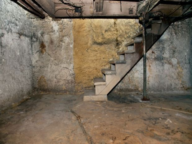 How To Get Rid Of Musty Smell In Basement A Musty Odor In