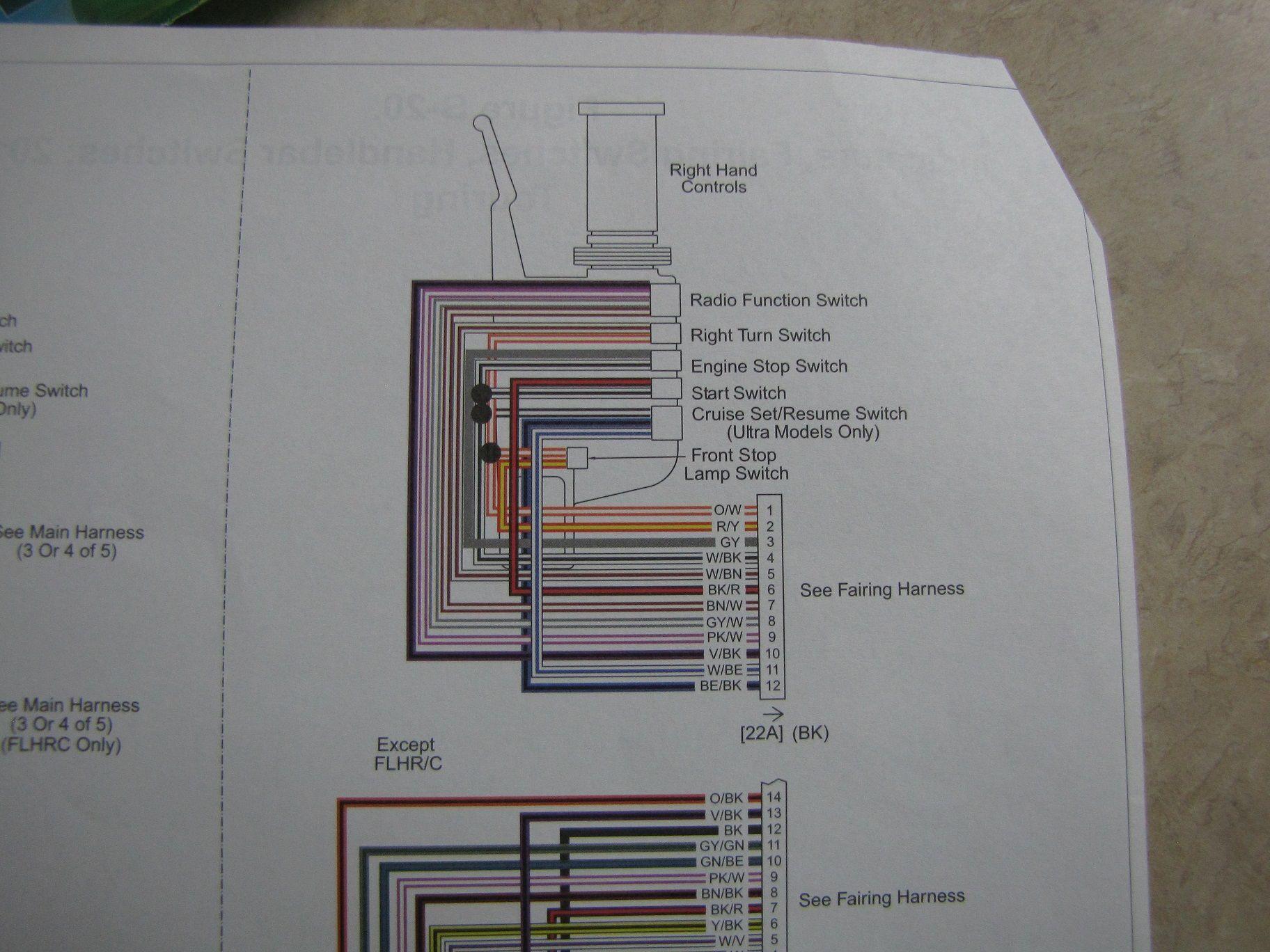 Harley Davidson Radio Wiring Diagram Luxury Harley Street Glide Radio  Wiring Diagram Wiring Diagrams | Harley davidson, Radio, Harley | Wiring Diagram For Harley Davidson Radio |  | Pinterest