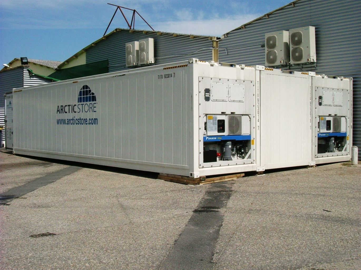 Flexible user friendly cost effective cold storage & Flexible user friendly cost effective cold storage | Container ...