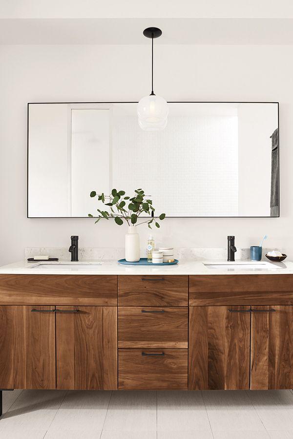 Photo of Room & Board –  Kenwood Bathroom Vanity Cabinets with Top – Modern Bathroom Vanities – Modern Bath Furniture