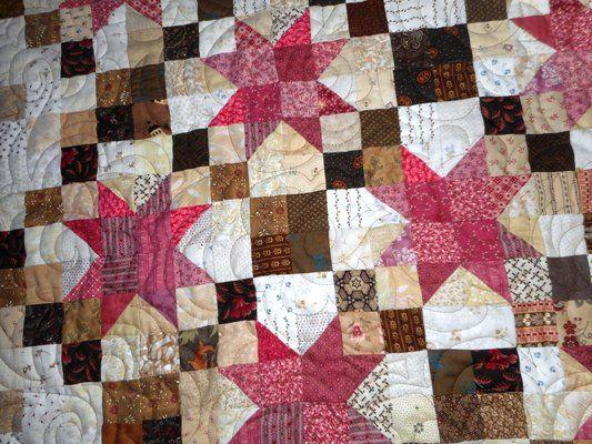 A Free Printable Quilt Pattern: Pinkie Swear - quilt | Pinterest ... : printable quilt blocks - Adamdwight.com