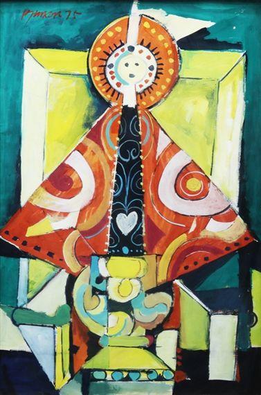 ang kiukok National artist ang kiukok, 74 updated may 12, 2005 - 12:00am a painter of sometimes violent visual integrity, national artist ang kiukok died.
