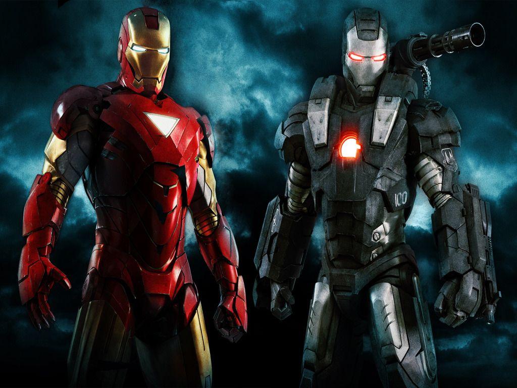 Iron Man Suits Wallpaper