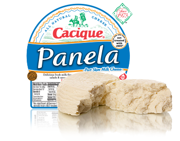 Cacique Panela Cheese | Mexican Cheese | Cacique Inc. | Authentic Mexican Cheese