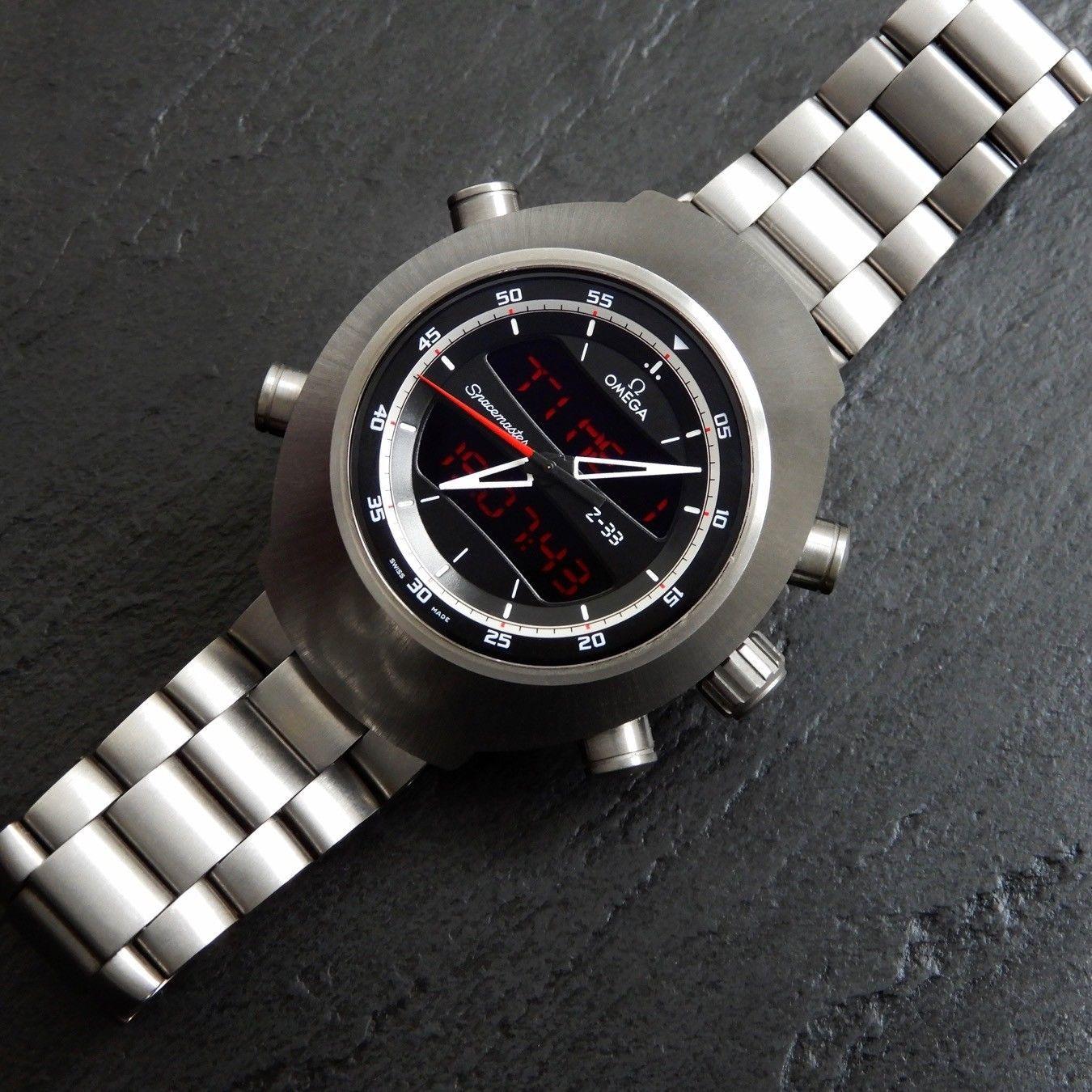 Adding to the timepiece's allure is its grade 5 titanium