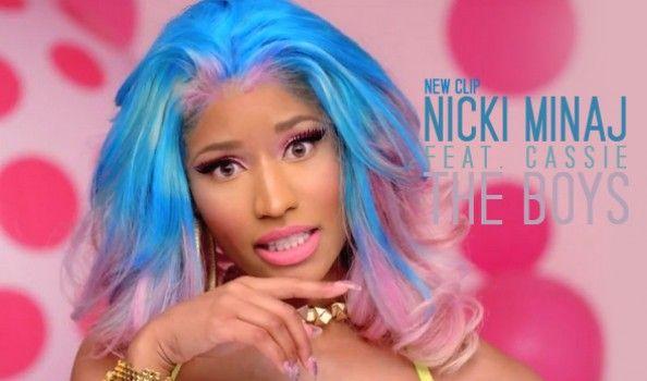 Cassie the Boys | Nicki-Minaj-Feat-Cassie-The-Boys-Video - Date360 ...