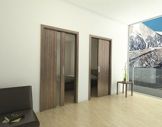 CPL foil interior doors