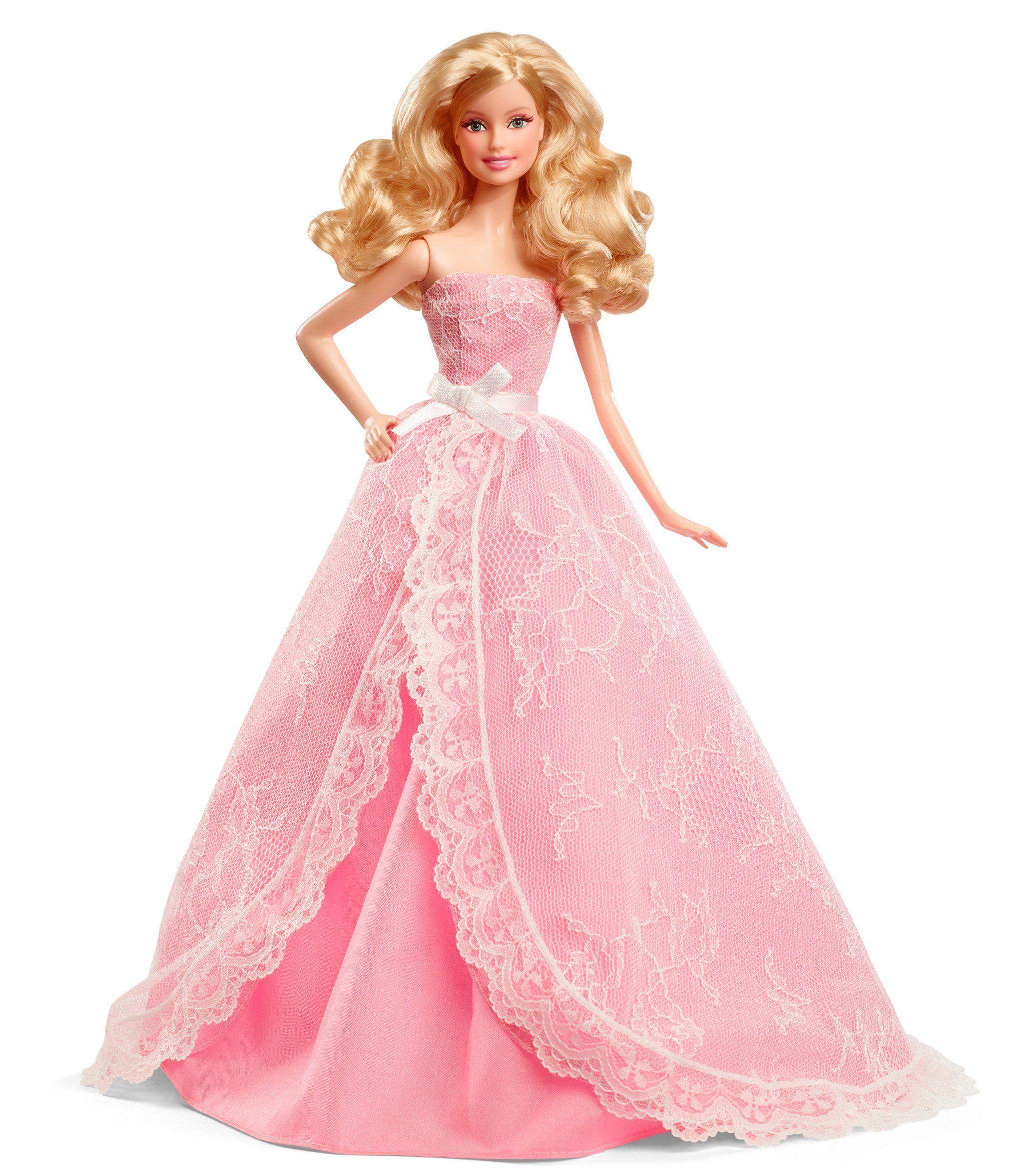 ea5ea46a58534 Barbie 2015 Birthday Wishes Barbie Doll | Kitchen in 2019 | Barbie ...