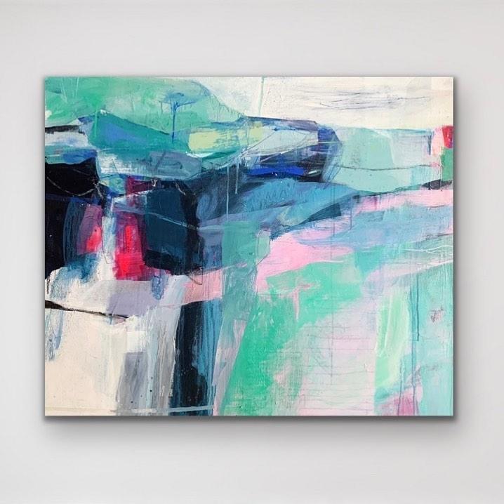 Emerging Abstract Artist (hazelbattersbyart) • Instagram