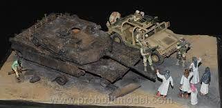 Resultado de imagen de dioramas of iraq war