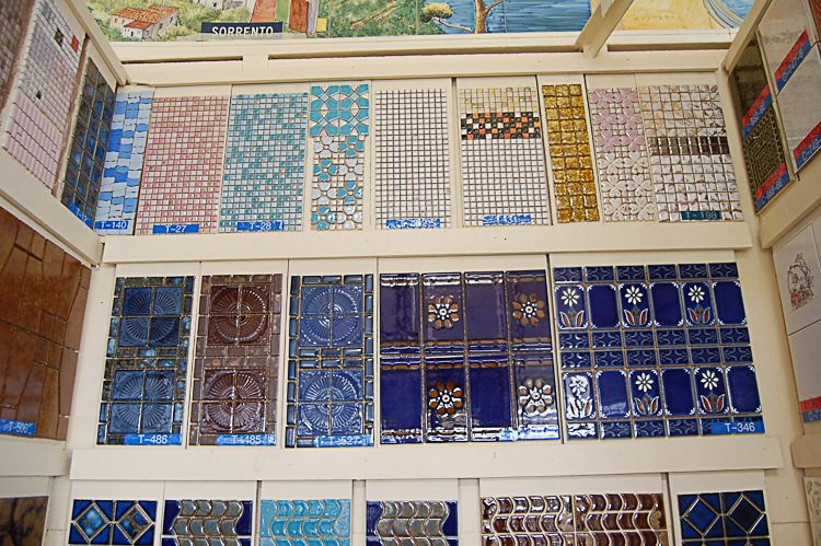 World of Tile: The single most important discovery on Retro Renovation yet -- 100+ photos - Retro Renovation