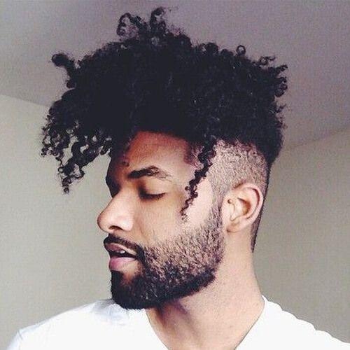Elegante peinados afro hombre Colección De Cortes De Pelo Consejos - 50 Afro Peinados para Hombres » Largo Peinados | Hombres ...