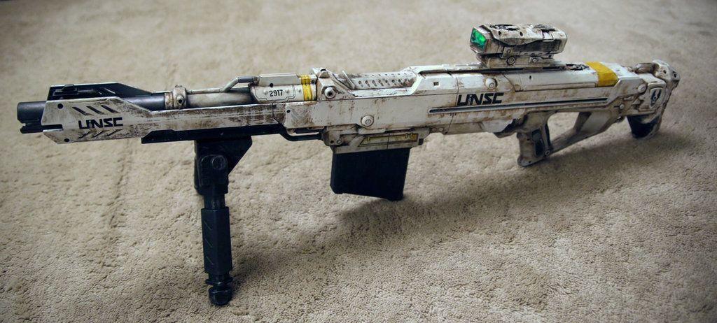 mega centurion halo sniper. Nerf ModNerf ...