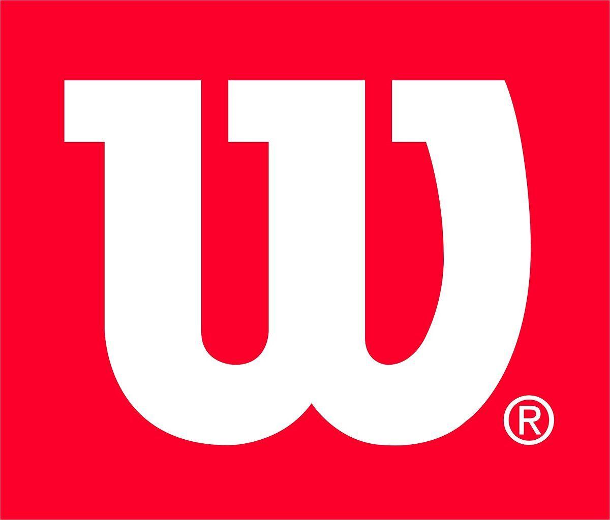 Wilson Tennis Rackets Equipment And Accessories Logos Wilson Logo W Logos