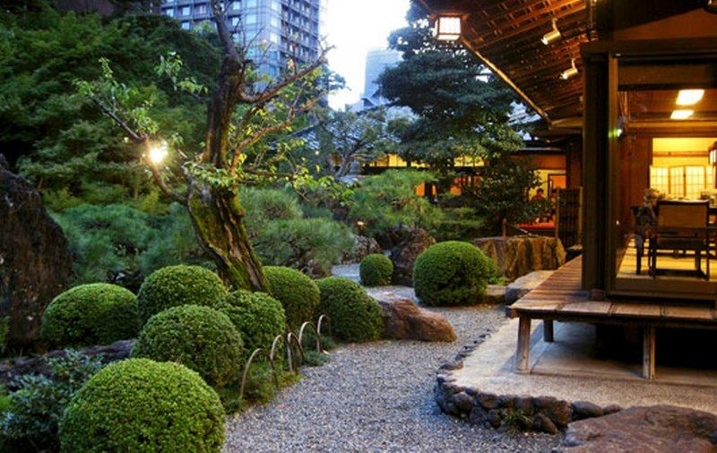 Green Paradise In The City... Japanese Garden Design