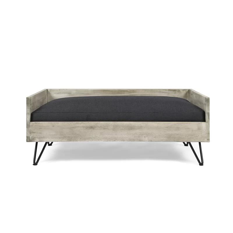Tucker Murphy™ Pet Kaylor Mid Century Modern Dog Sofa