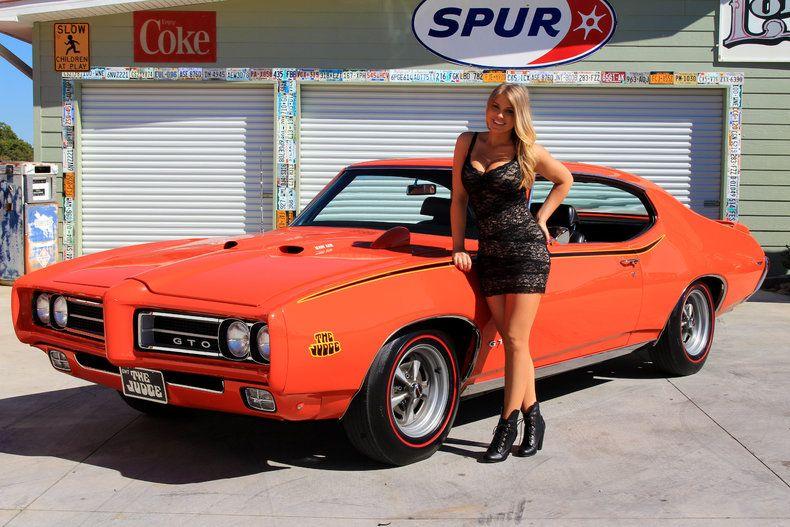 1969 Pontiac GTO Judge   Project Cars For Sale   Pontiac gto