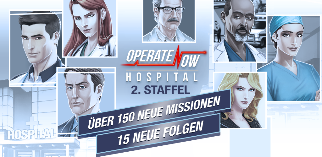 Operate Now Hospital Mehr Geld
