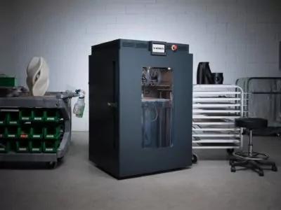 Der 3d Drucker Aon M2 2020 Vom Kanadischen Hersteller Aon3d Fur Hochleistungsthermoplaste 3dprinting 3dprinter Printer 3ddruck In 2020 3d Drucker 3d Druck Drucken