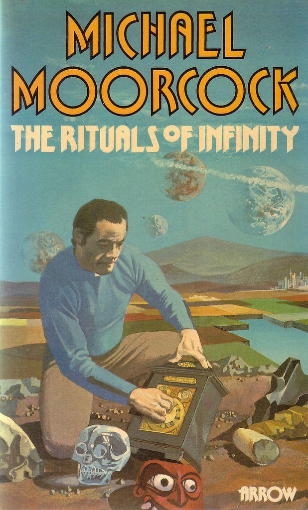 https://flic.kr/p/8ReuSq | Michael Moorcock / The rituals of infinity | Michael…