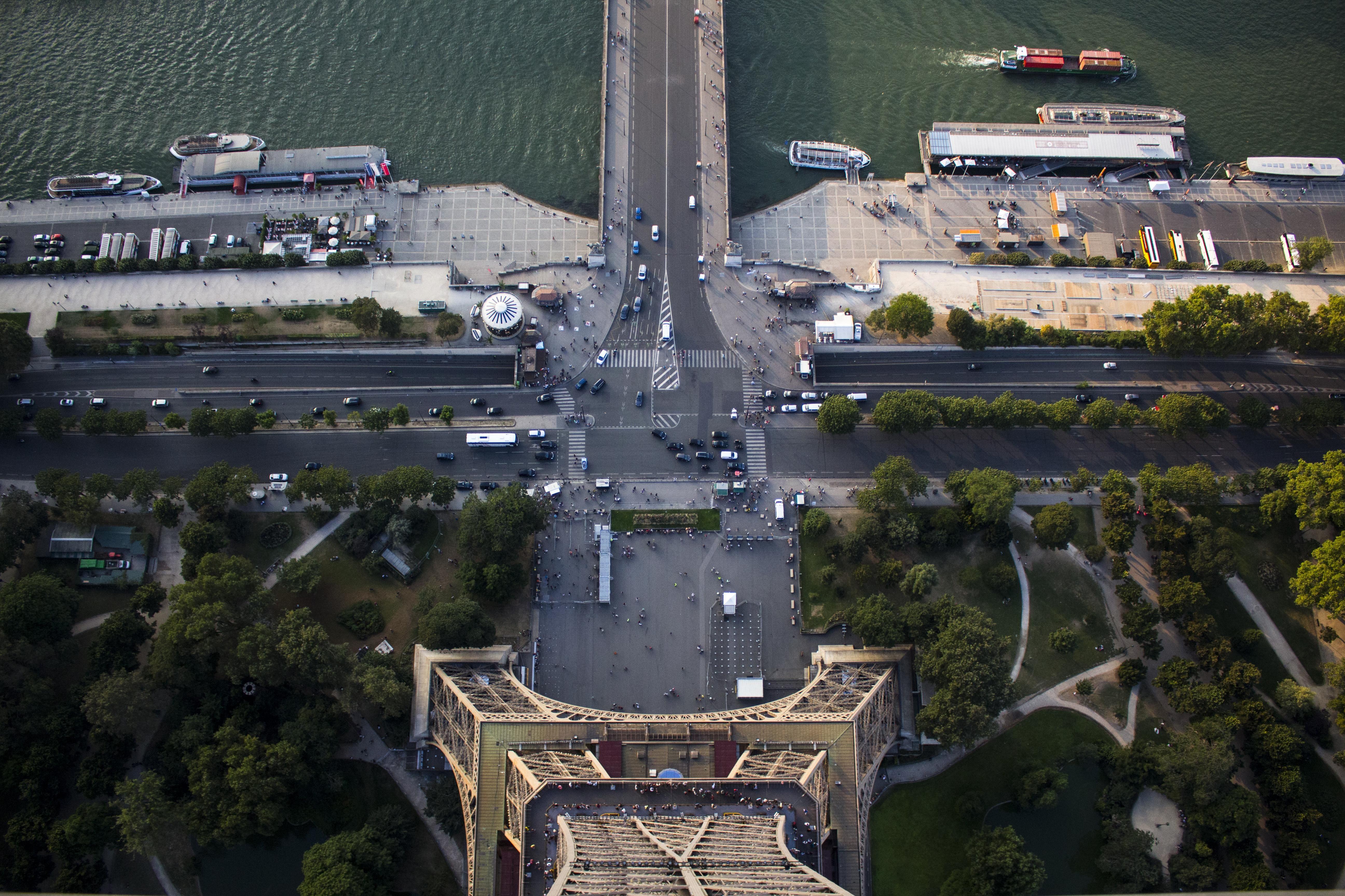 The Iron Lady - Eiffel Tower