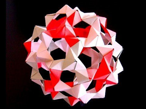 Instruction On How To Make Buckyballs Dodecahedron Truncated Icosahedron From