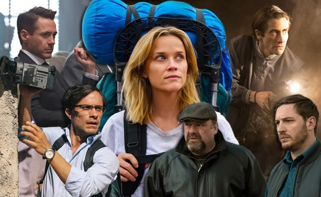 Toronto Film Fest has plenty of buzz: James Gandolfini in 'The Drop,' Bill Murray in 'St. Vincent,' Gael Garcia Bernal in Jon Stewart's 'Rosewater' and Reese Witherspoon in 'Wild'