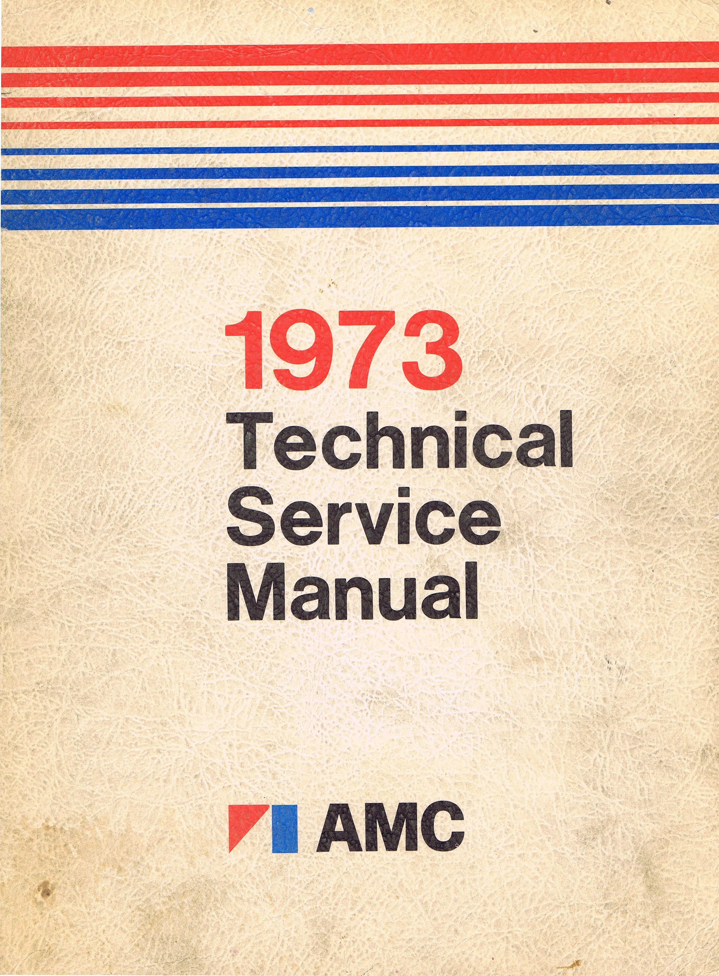 1973 Buick Opel Service Repair Manual