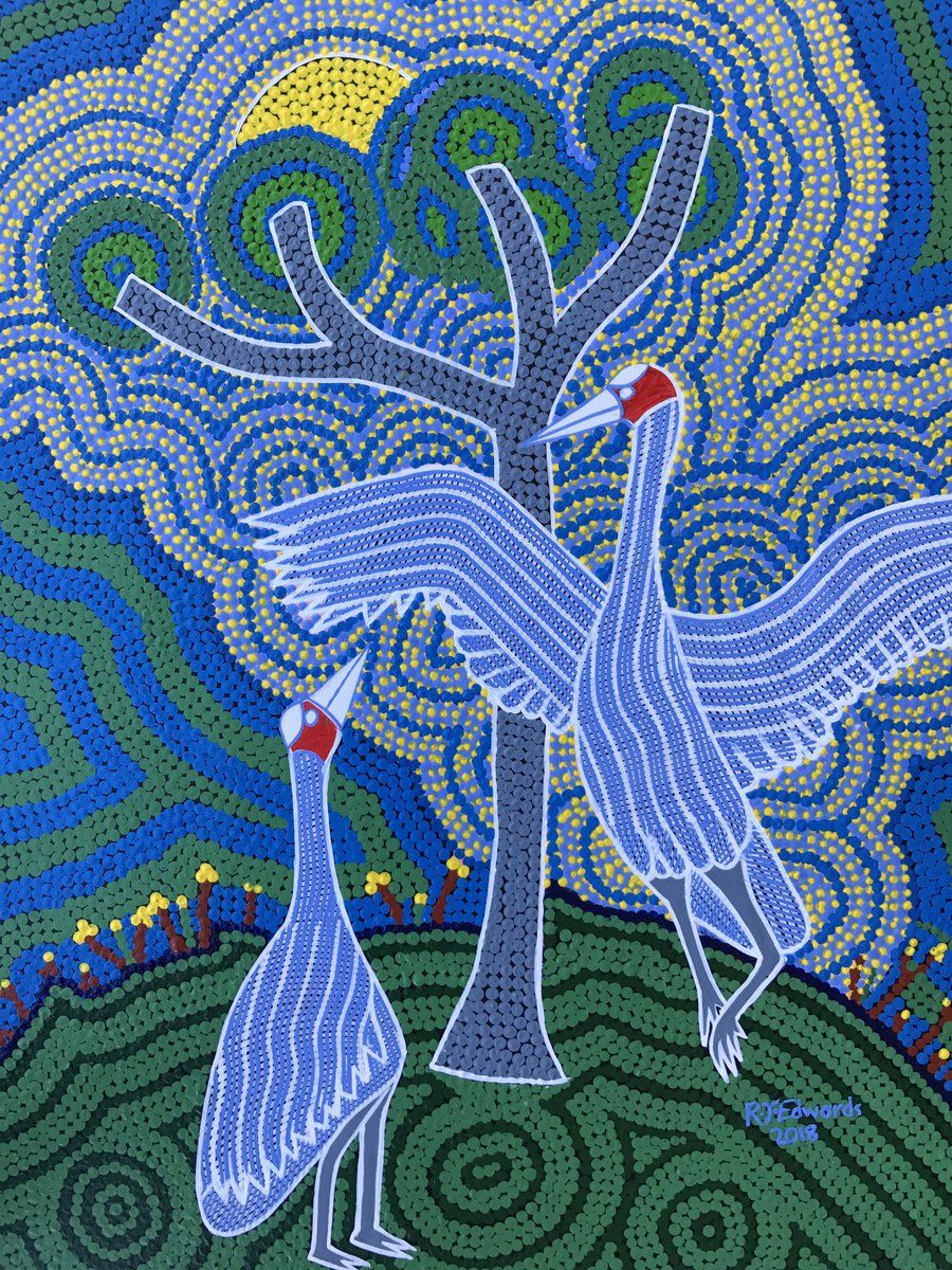 Artwork By Aboriginal Torres Strait Islander Inmates At Long Bay