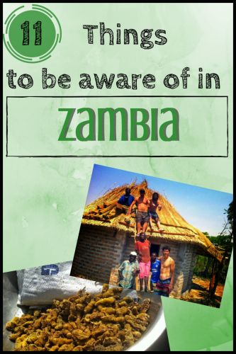 Guest Post Backpacking And Hitchhiking In Zambia With Images