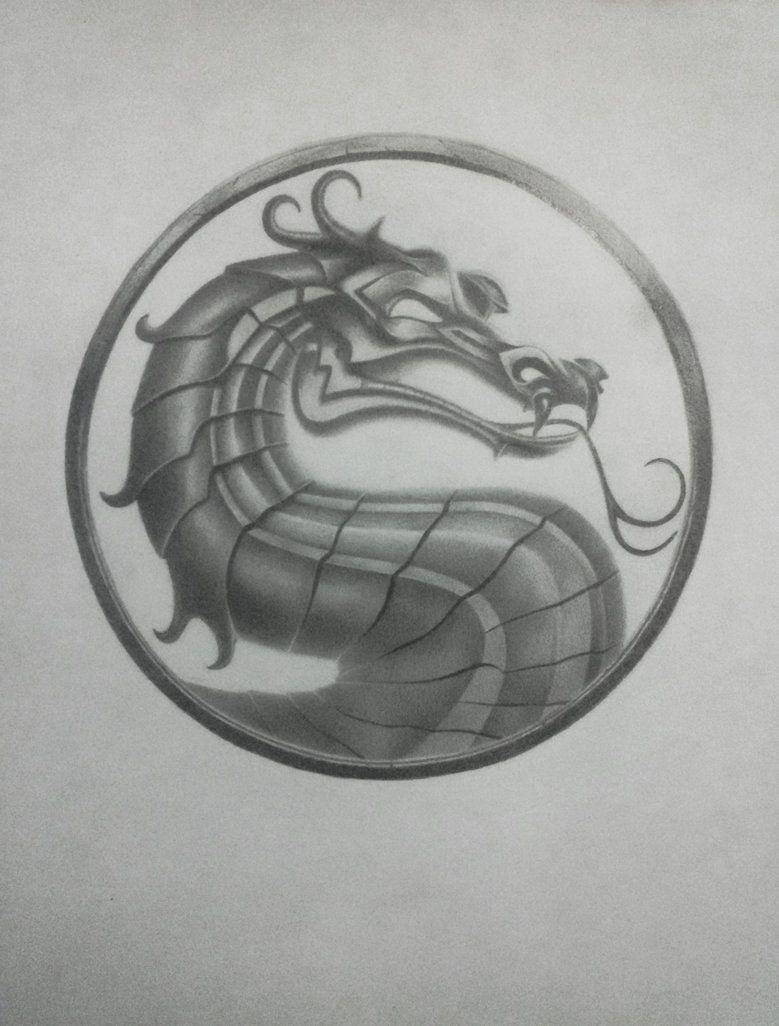 Mortal Kombat Logo Mortal Kombat Art Mortal Kombat Tattoo