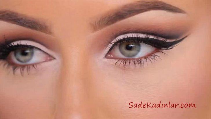 Técnicas de maquillaje por tipo de ojo