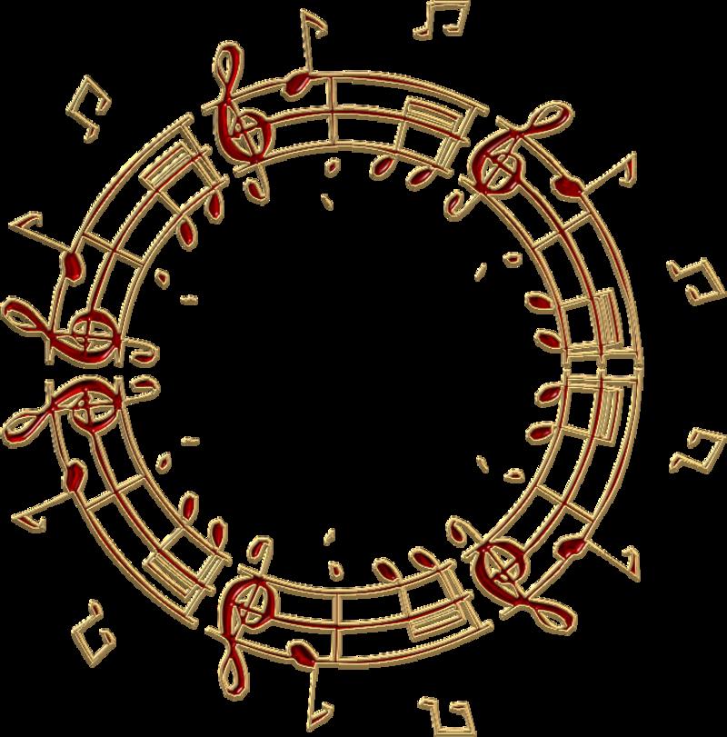 Cadre Musique Bracelet Watch Art Music Frame