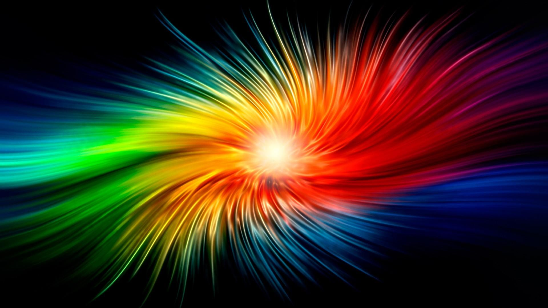 Free New Wallpapers for Desktop Colorful abstract 2013