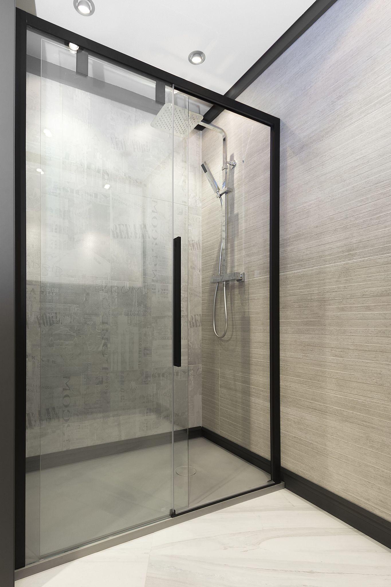 encoba21, baño con plato de ducha realizado en betacryl, # ...