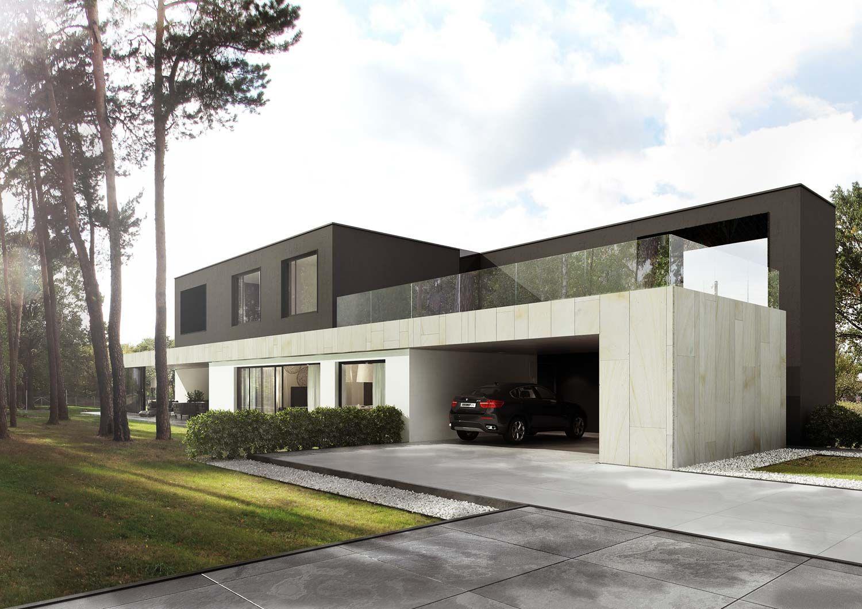 Reform architekt haus moderne architektur moderne for Minimalismus im haus buch