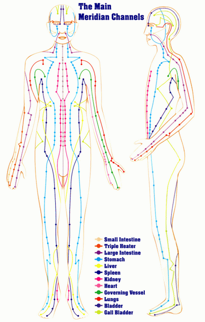 3 Important Lessons from Traditional Chinese Medicine   Acupuncture, Acupuncture  charts, Chinese medicinePinterest