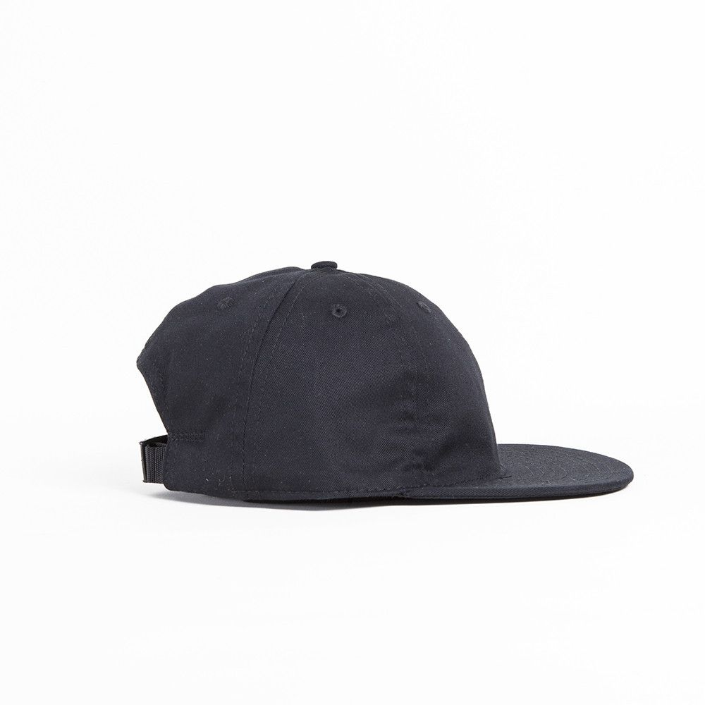23de2d9d60d29 Fairends - Waxed Cotton Cap (Black)