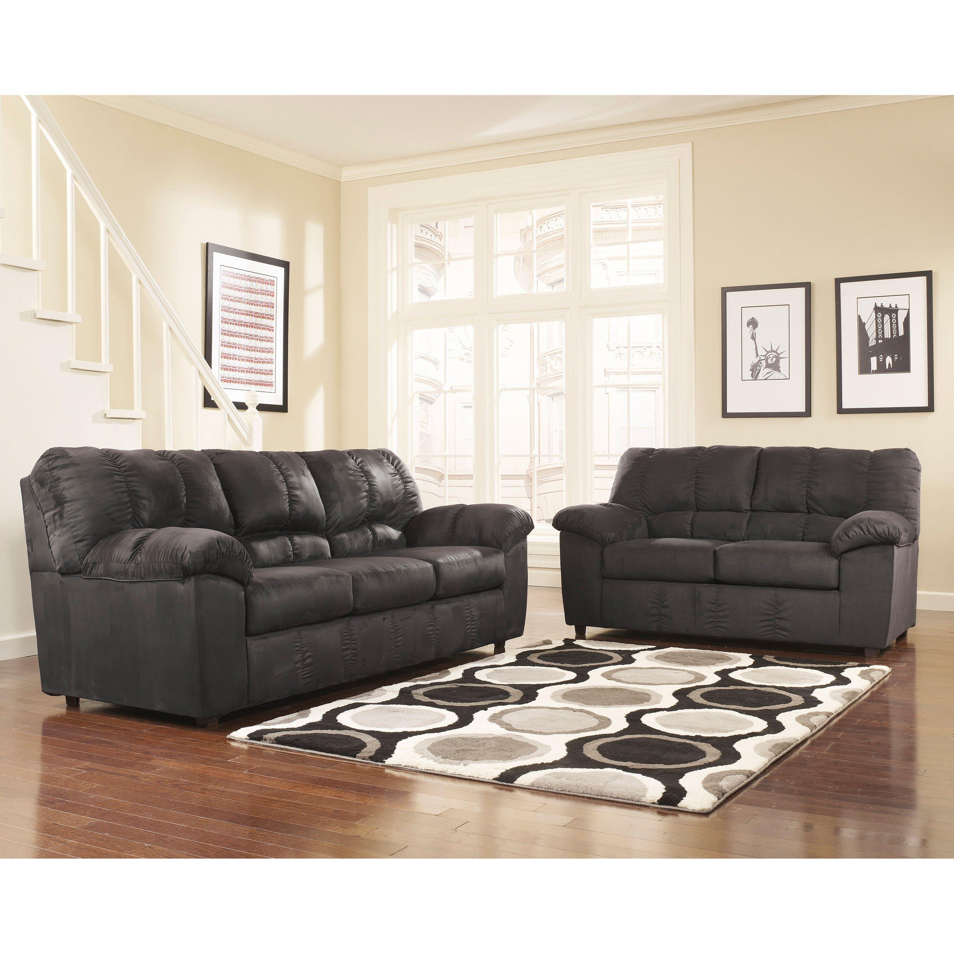 32++ Black living room set ashley furniture information