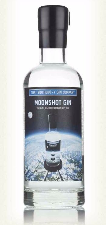 A gin made solely with botanicals that have been sent to space