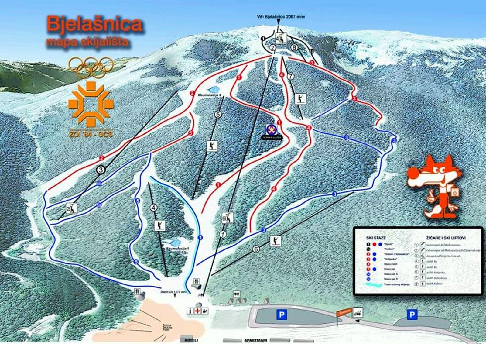 Skiing On A Budget Mt Bjelasnica Igman Holidays In Europe Winter Destinations Skiing