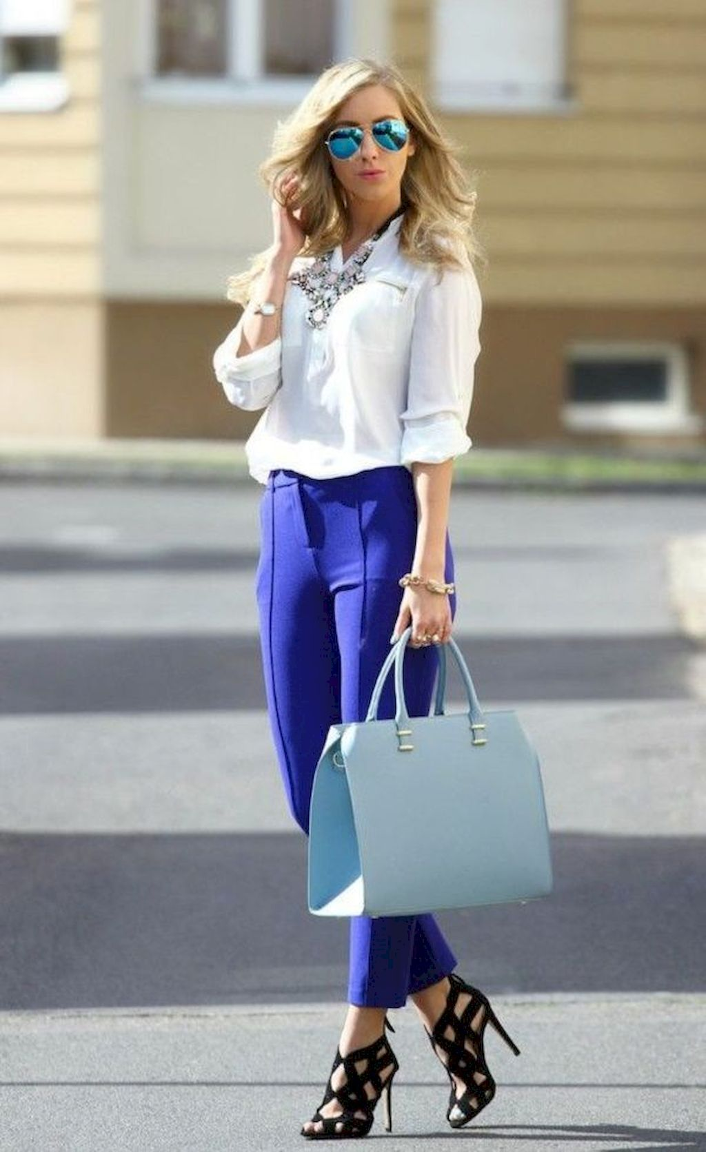 Women's Work Wear Outfits-20 Best Summer Office Wear for Women forecast