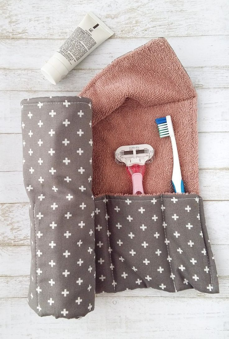 Photo of Travel in style with a DIY toiletry bag! – pro-management.org