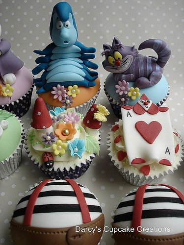 Alice in Wonderland - Group Shot!